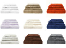 700GSM Egyptian Cotton 7 Piece Bath Towel Set