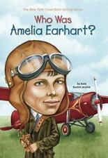 Who Was... ?: Who Was Amelia Earhart? by Kate Boehm Jerome (2002, Paperback)