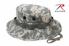 Army ACU Digital Camouflage Military RIP STOP Boonie Hat Cap ROTHCO 5869