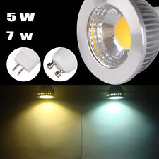 Cool/Warm White 5W/7W AC85-265V MR16/GU10 LED COB Spot Down Light Lamp Bulb