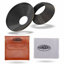 Rangers Metal Step Up Down Filter Ring Adapter 37 49 52 55 58 62 67 72 77 82mm
