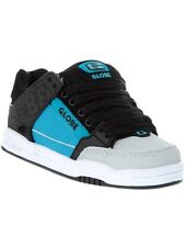 Globe Black-Grey-Blue Tilt Kids Shoe