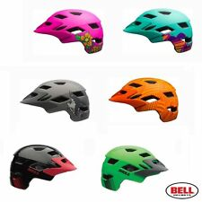 Bell Sidetrack Youth's MTB Mountain Bike Bicycle Universal Fit Helmet