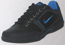 Mens NIKE COURT 6T5 EU Black Leather Trainers 354495 040 6 EUR 40 US 7