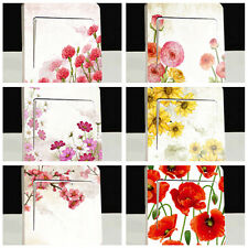 1x Flowers Switch Cover Wall Stickers Light Decor Decals Baby Room Art Mural QSP