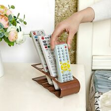 Hot TV DVD VCR Remote Control Storage Rack Cell Phone Holder Storage Stand