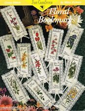CROSS STITCH BOOKMARK LEAFLET/BOOK (YOUR CHOICE) (B)