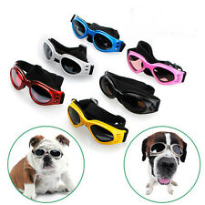 Pet Dogs UV Sun Glass Eye wear Protection Sunglasses Dog Safety Doggles Goggles