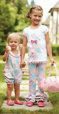 Mud Pie Easter Baby Bunny Tunic and Leggins Set