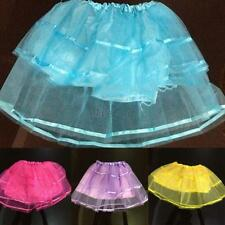 Fashion Baby Princess Tutu Skirt Girls Child Ballet Dance Wear Pettiskirt Dress