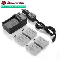 LP-E8 Battery Pack +Charger for Canon EOS 550D Kiss X5 Rebel T2i T3i T4i 1800mAh