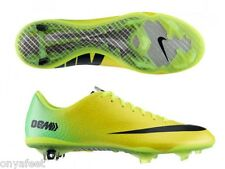 MENS NIKE MERCURIAL VAPOR FIRM GROUND MEN'S FOOTBALL TRAINERS FUTSAL SHOES