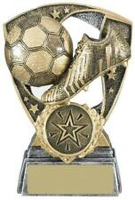 Challenger Football Award Antique Gold Various Sizes Available, Own Centrepiece