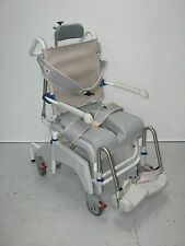 Aquatec Ocean Dual VIP Shower/Commode Tilting Chair
