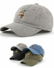 Baseball Trucker Golf Sports Size Adjustable Hats monkey BALL CAP ballcaps