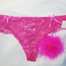 Sexy Rabbit Bunny Tail Burlesque Lingerie with Thong Panty Mini Skirt Fascinator