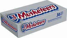 3 MUSKETEERS Chocolate Candy Bars FAST SHIP