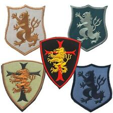 3D Embroidery Military Tactical Army Vogue Morale Patch Sew Badge Applique Decor