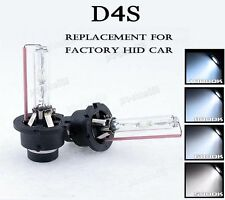 D4S High Beam 6K HID Headlight Replacement Conversion Bulb Xenon KIT For MAZDA