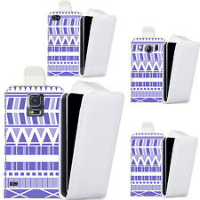 pu leather flip case cover for majority Mobile phones - swell flip