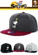 Peanuts AUTHENTIC snoopy Woodstock SNAPBACK Bboy HATS Baseball Caps hats Hip hop