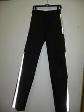 "NWT Black EMS cargo pants with 3M reflective 1"" stripe $30 - $50"