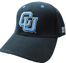 THE GAME PRO FITTED NCAA COLLEGIATE FITTED HAT/CAP - COLUMBIA UNIVERSITY LIONS