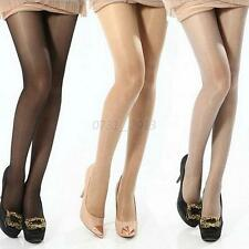 Summer Sexy Woman Girl Thin Fashion Stocking Shiny Pantyhose Tights Socks 4Color