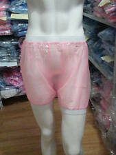 2 pcs*Unisex PVC Comfort Pants Adult Baby New #P012-5T
