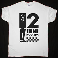 2 TONE SKA THE SPECIALS MADNESS THE SELECTER THE ENGLISH BEAT NEW WHITE T-SHIRT