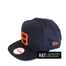 New Era - Baltimore Orioles Rust Orange Snapback