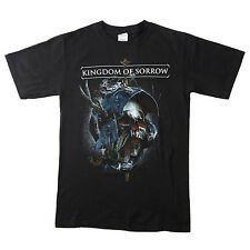 KINGDOM OF SORROW Behind The Blackest Tears T Shirt New Crowbar Jasta Relapse