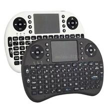 2.4G Mini Wireless Keyboard Air Mouse Touchpad For TV BOX PS3 XBOX 360 PC MKLG