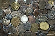 Dealer Lot 1 OF 125 Pro Cleaned YOU Grade Ancient Roman Greek Coins SUPER PRICE