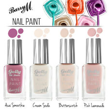 Barry M Makeup Gelly Nail Paint Collection - Nail Varnish