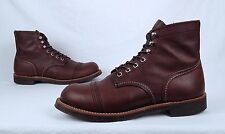 Red Wing Iron Ranger Boot 8111 Brown- Size 7.5 D  (MB)