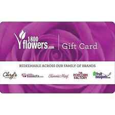 1-800-Flowers.com Gift Card - Fast Email delivery
