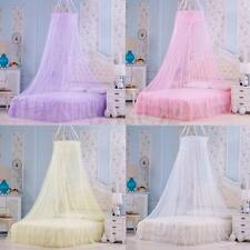 Extra Large Round Lace Curtain Dome Bed Canopy Netting Princess Mosquito Net
