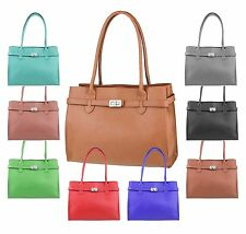 Italian women's Leather Tote Bag Shoulder Bag Shoulder Bag Leather Bag it Bag