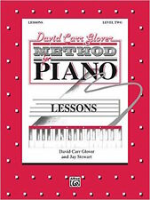David Carr Glover Method for Piano Level 2