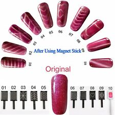 3D Magnet Stick for Cat Eye Magnet Gel Polish UV&LED Nail Art Manicure Tools Hot