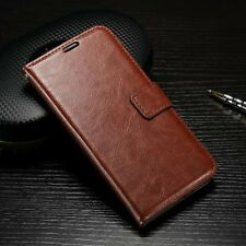 Luxury PU Leather Wallet Flip Cover Stand Case For Huawei Ascend P9 Y6 Honor 4A