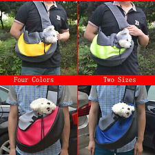 Portable Pet Dog Cat Carrier Travel Tote Shoulder Bag Outdoor Sling Handbag S/L
