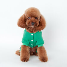 Cute Pet Dog Dinosaur Clothes Winter Fleece Hoodie Sweater Coat Costume Apparel