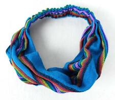 Hippie Style Headband Hairband Bandana Made In Ecuador Elastic Lots Of Colours