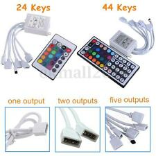 24/44 Key IR Remote Controller DC 12V for RGB LED 3528 5050 SMD Strip Light Bulb