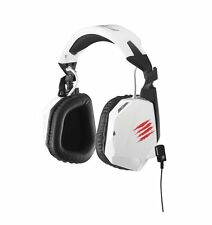 MadCatz Mad Catz F.R.E.Q.3 Stereo Headset headphone fr PC,Mac, and Smart Devices