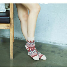 Innovative  Cotton Socks Design Multi-Color Fashion Dress Mens Women's Socks