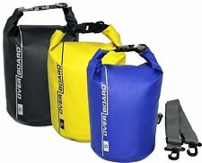 Overboard 100% WATERPROOF Dry Tube Bag 5 Litres - BLUE