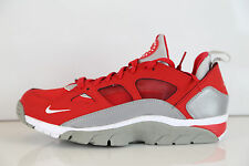 Nike Air Trainer Huarache Low University Red 749447-600 9-14 max free 1 revis